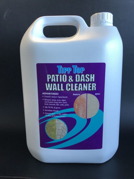 Picture of 5ltr Smp Patio & Dash Wall Cleaner