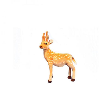 Picture of Plush Standing Deer - 47cm
