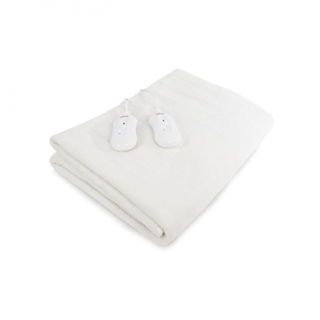 Picture of PIFCO  KING ELECTRIC UNDERBLANKET DUAL CONTR