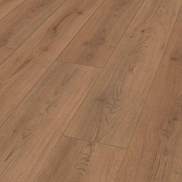 Picture of PACK 8MM CARDIFF OAK NAT. LAMINATE 2.549SYP
