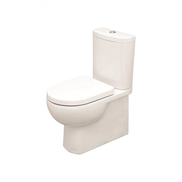 Picture of 151278 TONIQUE FULLY SHROUDED WC W SOFT CL SE