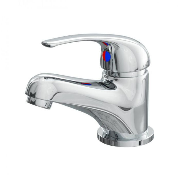 Picture of 150855 ALPHA BASIN TAP & CLICK CLACK WASTE