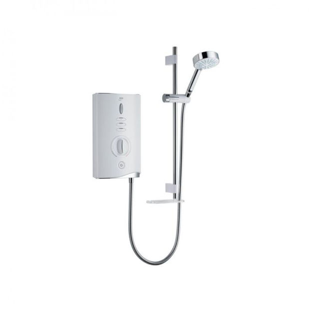 Picture of MIRA SPORT MAX 10.8KW SHOWER WHITE CHR 150719