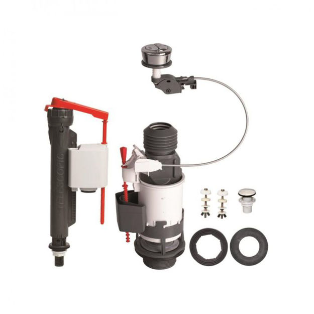 Picture of WIRQUIN JOLLYFLUSH CISTERN KIT 151422