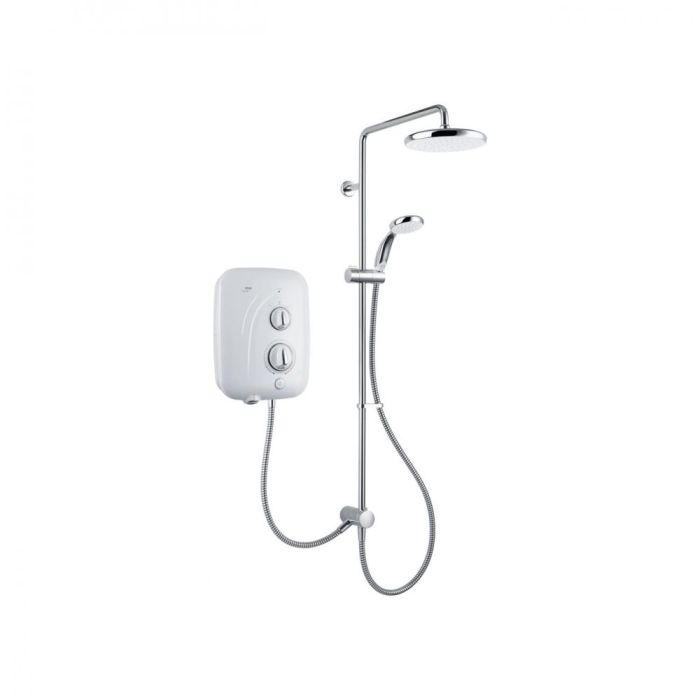 Picture of MIRA ELITE SE DUAL OUTLET SHOWER 9.8KW 151424