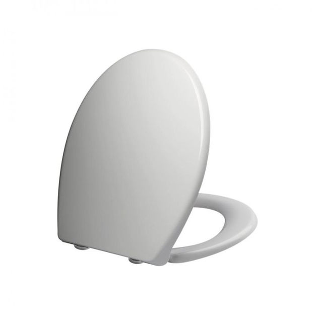 Picture of BR01 GALAXY SOFT CLOSE TOILET SEAT 150709