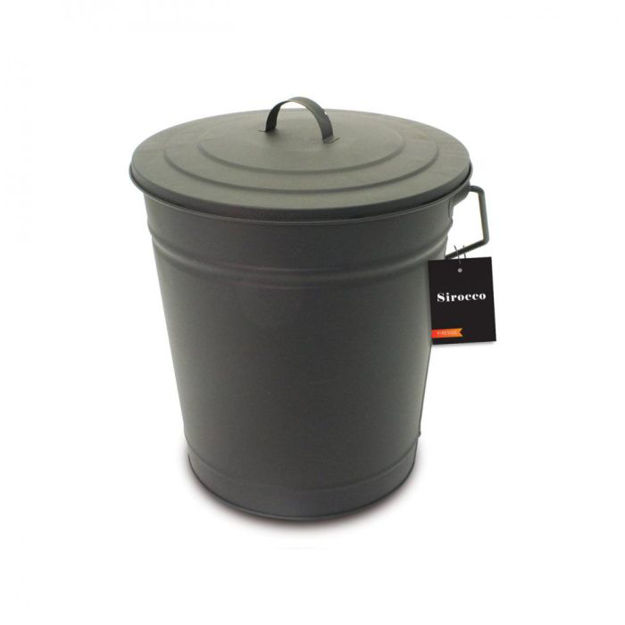 Picture of SIROCCO METAL COAL TUB & LID 71163