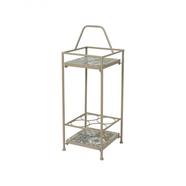 Picture of Venice Mosaic Wine Rack