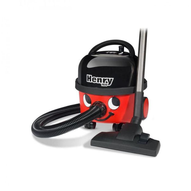Picture of 160562 HENRY NUMATIC BAGGED CYLINDER VACUUM