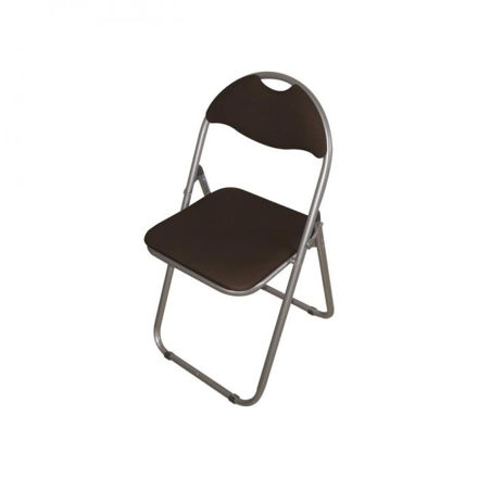 Picture of Folding Chair - Black