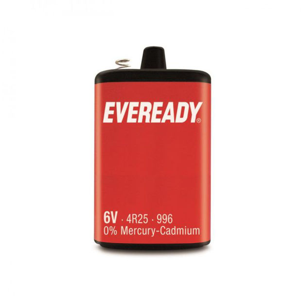 Picture of PJ996 BATTERY X12 EVERREADY 6V 996VP 239793