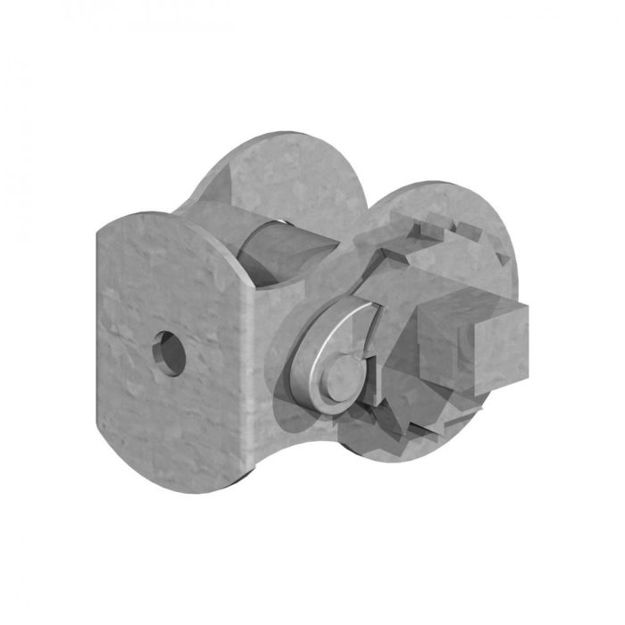 Picture of GALVANISED RATCHET STRAINER BIRKDALE 20101