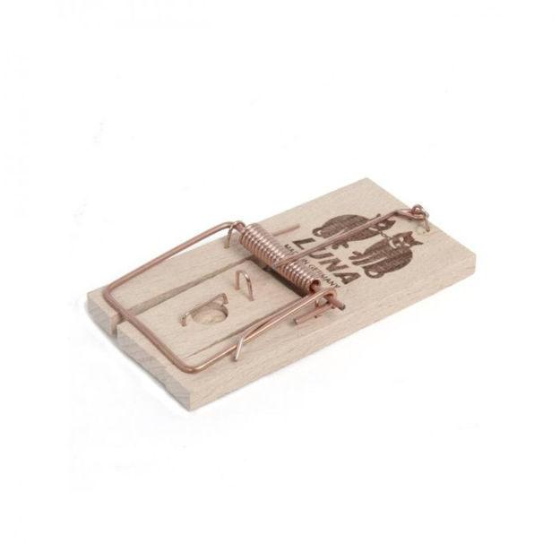 Picture of Wooden Mouse Trap
