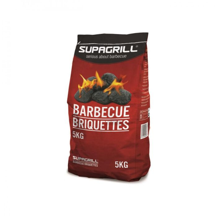 Picture of 5kg Supagrill Charcoal Briquettes