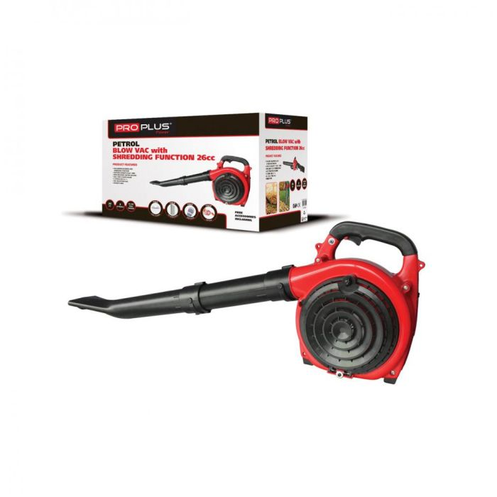 Picture of Petrol Blow Vac With Shredding Function - 26cc