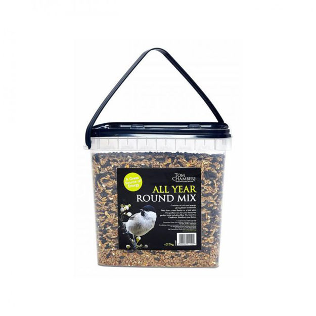 Picture of All Year Round Seed Mix - 5kg