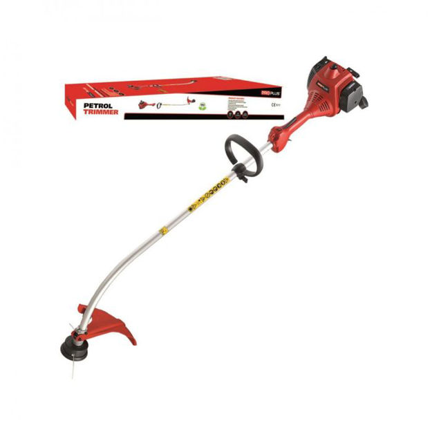 Picture of Petrol Strimmer With Bent Shaft - 27cc