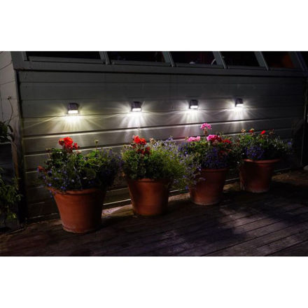 Picture of Fence, Wall & Post Light 3 Lumen - 4pk