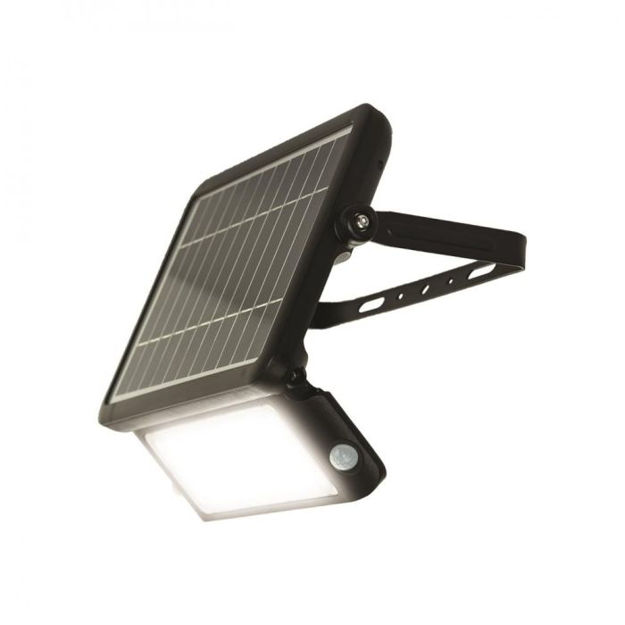 Picture of Solar Guardian Floodlight With Pir Motion Sensor  - 10w