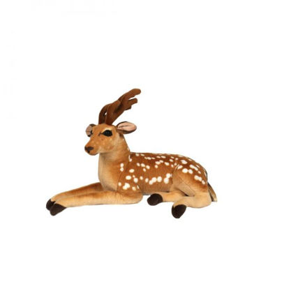 Picture of Plush Lying Down Deer  - 70cm
