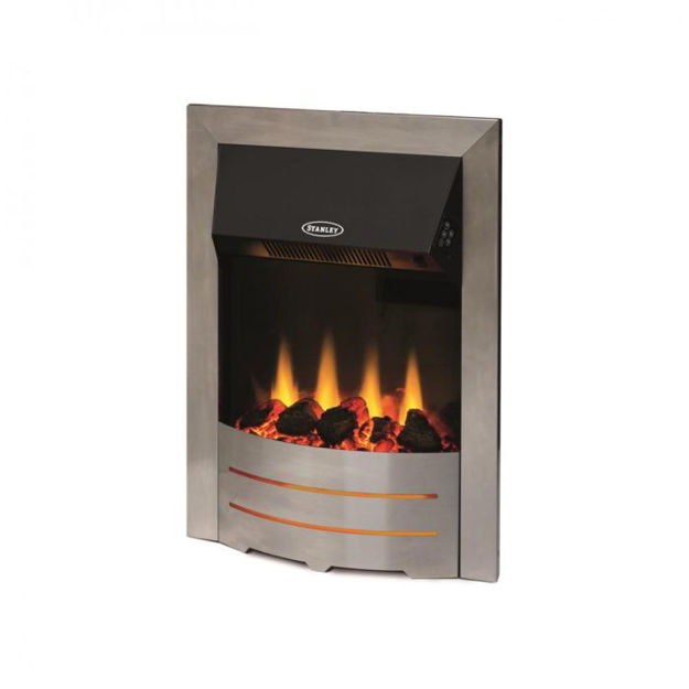 Picture of STANLEY ARGON ARRANMORE ELECTRIC STOVE CHROME