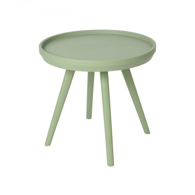Picture of New York Side Table Green - 50cm