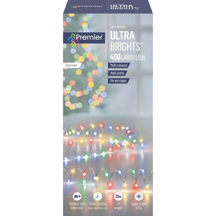 Picture of Premier 400 LV Large LED Multi-Action Ultrabrights - Multi-Coloured