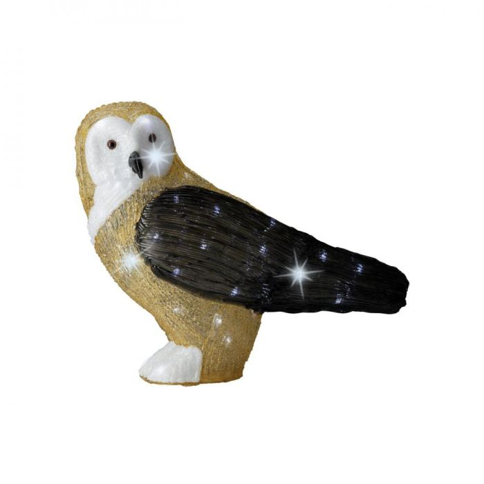 Picture of LED Acrylic Owl - 37cm