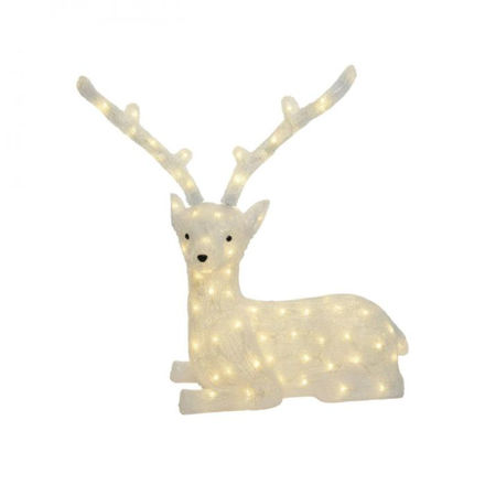 Picture of LED Acrylic Deer - 64cm
