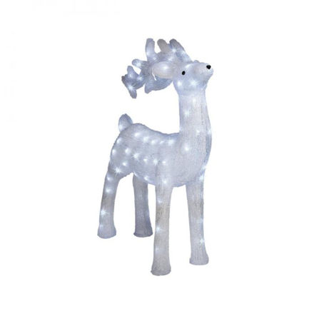Picture of LED Acrylic Deer - 73cm