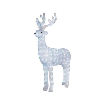 Picture of LED Acrylic Reindeer - 130cm
