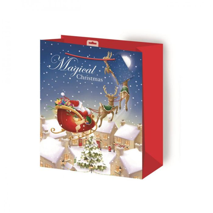 Picture of Magical Christmas Gift Bag - Large