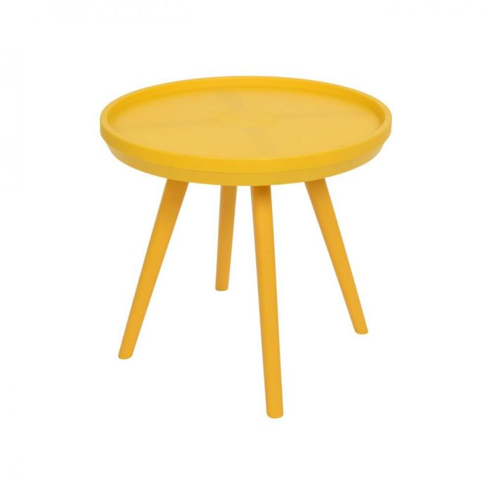 Picture of New York Side Table - Mustard