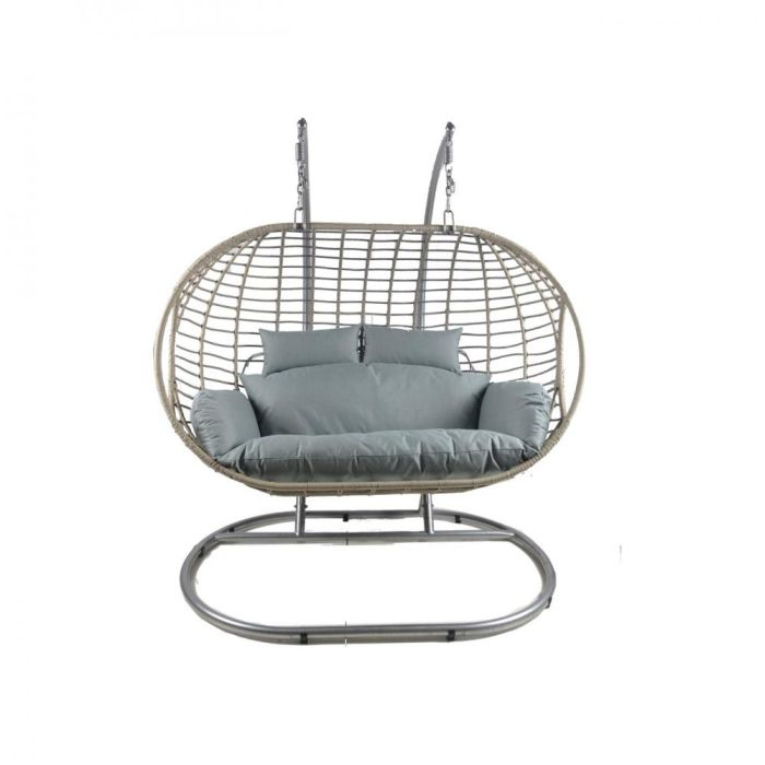 Picture of Sorrento Double Hanging Egg Chair