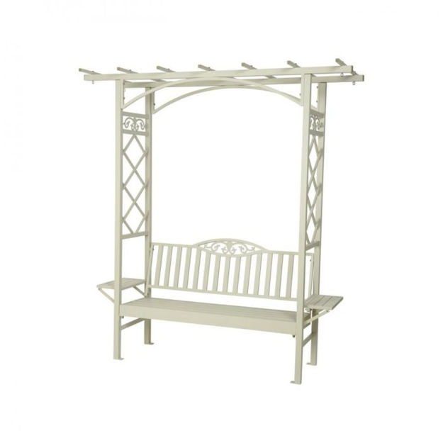 Picture of Harmony Garden Arbour Bench