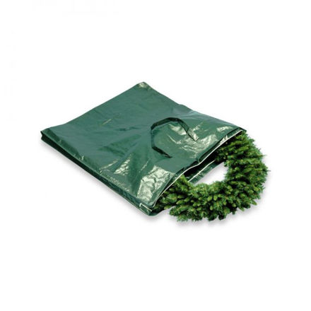 Picture of Heavy Duty Christmas Wreath and Garland Bag
