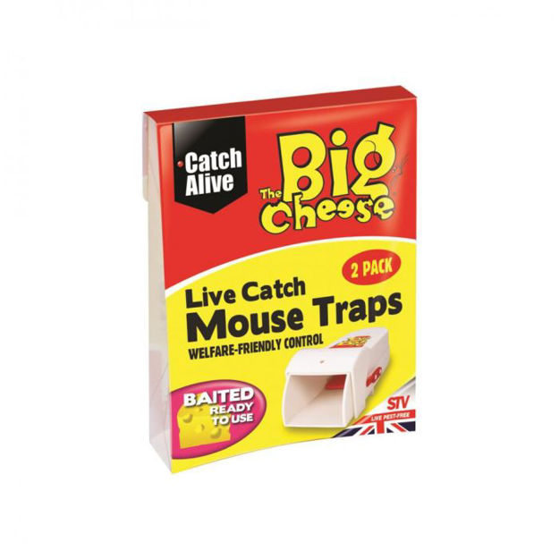 Picture of Mouse Trap Twin Pack - Stv155