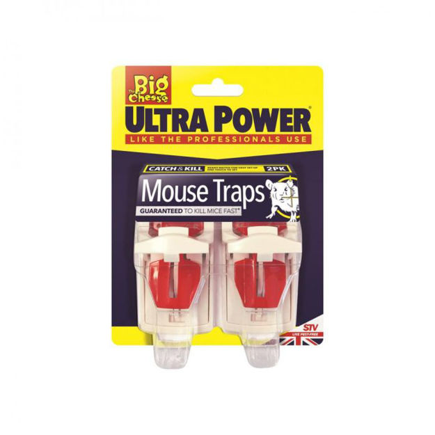 Picture of Stv148 Ultra Power Mouse Traps Twin