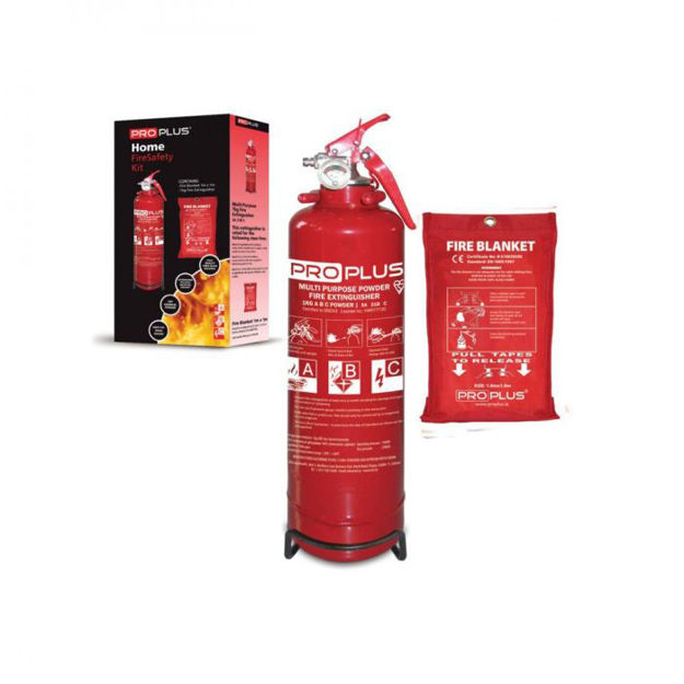 Picture of PROPLUS HOME FIRE SAFETY KIT 69510