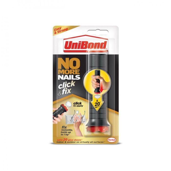 Picture of UNIBOND NO MORE NAILS CLICK & FIX 71480