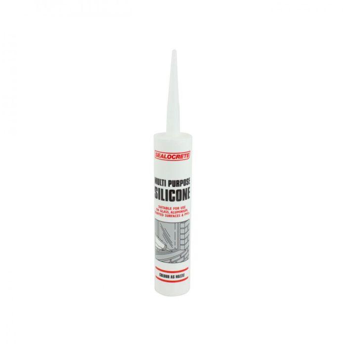 Picture of Sealocrete Multi Purpose Silicone Clear