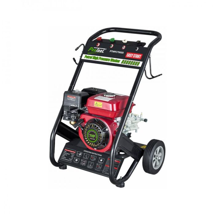 Picture of Petrol Power Washer 7hp Protool 210cc