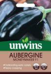 Picture of Unwins Aubergine Moneymaker