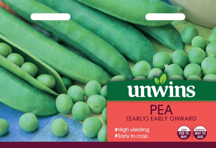 Picture of Unwins Pea Early Onward