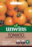 Picture of Unwins Tomato Cherry Sungold F1