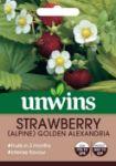 Picture of Unwins Strawbery Golden Alexandria