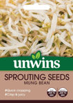 Picture of Unwins Mung Bean Sprouting Seeds