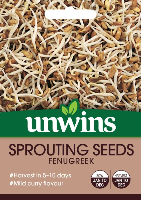 Picture of Unwins Fenugreek Sprouting Seeds