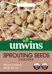 Picture of Unwins Chickpea Sprouting Seeds