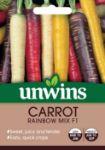 Picture of Unwins Carrot Rainbow Mix Veg